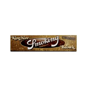 SMOKING Brown - King
